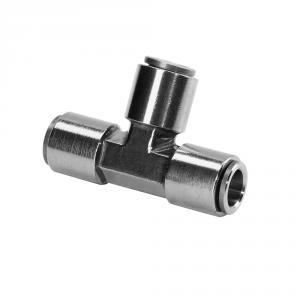 ARCTIC COVE High Pressure 3/8 In. Slip Lock T-Connector