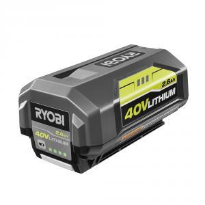 RYOBI 40 Volt Lithium-Ion 2.6 Ah Battery Pack