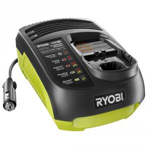 RYOBI ONE+ 18 Volt In-Vehicle Charger