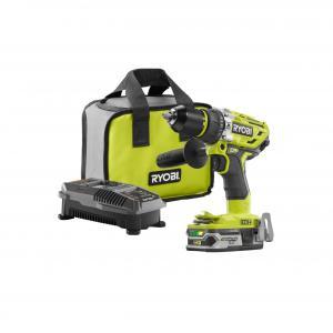 "RYOBI 18 Volt ONE+ 2-Speed 1/2"" Hammer Drill Kit"