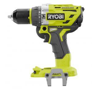 RYOBI ONE+ 18 Volt Lithium-Ion Brushless Hammer Drill Kit