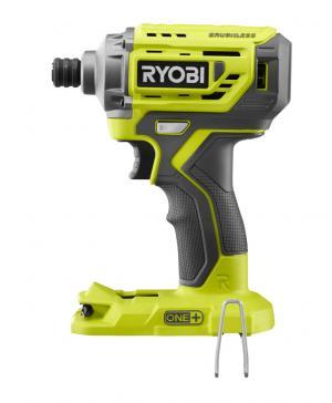 RYOBI 18 Volt ONE+ Brushless Drill/Driver Impact Kit