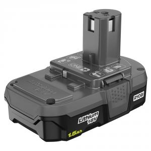 RYOBI ONE+ 18 Volt Lithium-Ion 1.5 Ah Compact Battery