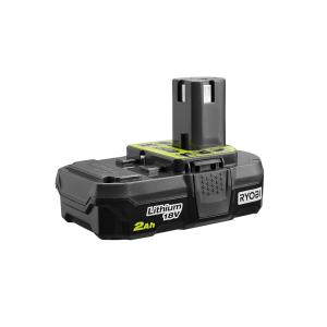RYOBI ONE+ 18 Volt Lithium-Ion 2.0 Ah Compact Battery Pack
