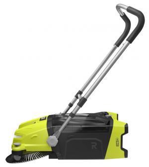 RYOBI ONE+ 18 Volt 4.5 Gallon DEVOUR Debris Sweeper
