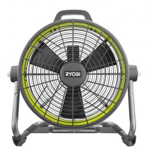 RYOBI ONE+ 18 Volt Hybrid 18 In. Air Cannon Drum Fan
