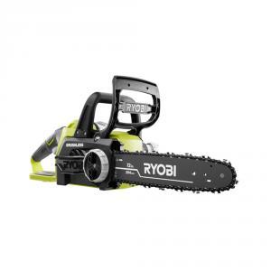 RYOBI 18 Volt ONE+ 12 In. Brushless Chain Saw Kit