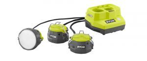 RYOBI ONE+ 18 Volt Hybrid LED Cable Light