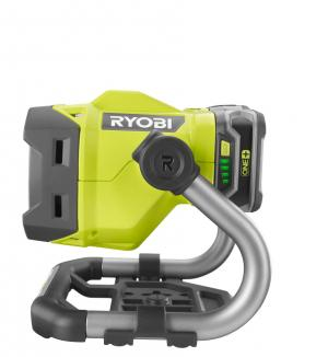 "RYOBI ONE+ 18 Volt Hybrid LED Color Range <em class=""search-results-highlight"">Work</em> Light"