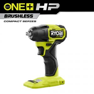 RYOBI 18 Volt ONE+ HP Brushless Cordless Compact 3/8 in. Impact Wrench