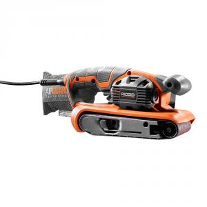 RIDGID 3 In. X 18  In. Heavy Duty Variable Speed Belt Sander