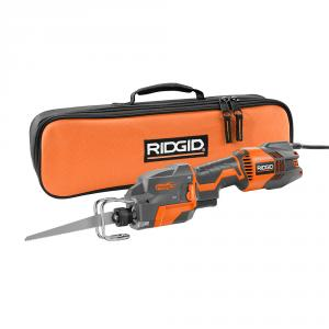 RIDGID Thru Cool 6 Amp 1-Handed Orbital Reciprocating Saw