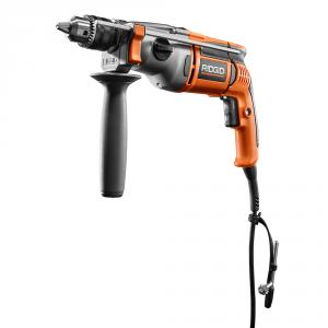 RIDGID 8.5 Amp 1/2 In. Heavy Duty Hammer Drill