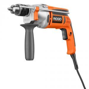 RIDGID 7.5 Amp 1/2 In. VSR Hammer Drill