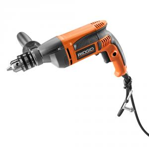 RIDGID 8 Amp 1/2 In. Electric Heavy Duty Variable Speed Drill