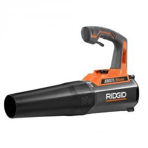 RIDGID 18 Volt Cordless 105 MPH Jobsite Handheld Blower