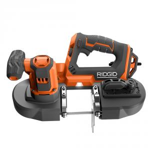 RIDGID 18 Volt Compact 1/2 In. Band Saw