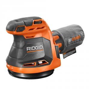 RIDGID 18 Volt 5 In. Random Orbit Sander