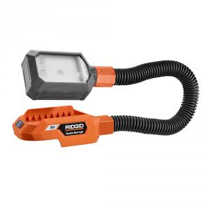 RIDGID Gen5X 18 Volt Flexible Dual-Mode LED Work Light
