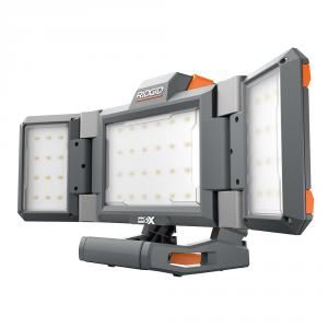 RIDGID Gen5X Hybrid Folding Panel Light