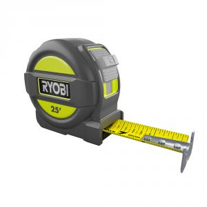 RYOBI 25 Ft. Tape Measure