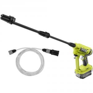 RYOBI 18 Volt ONE+ EZClean 320 PSI 0.8 GPM Cordless Cold Water Power Cleaner