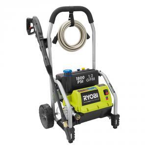 RYOBI 1800 PSI 1.2 GPM Electric Pressure Washer