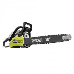RYOBI 18 in. 38cc 2-Cycle Gas Chainsaw