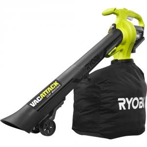RYOBI 40V Vac Attack Cordless Battery Leaf Vacuum/Mulcher