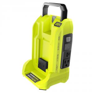 RYOBI 300-Watt Powered Inverter for 40-Volt Battery
