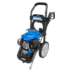 BLACK MAX 2700 PSI Gas 2.3 GPM Subaru Motor Pressure Washer