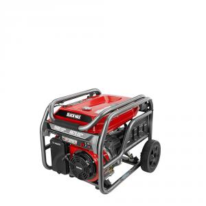 BLACK MAX 5500 Watt Gas Portable Generator