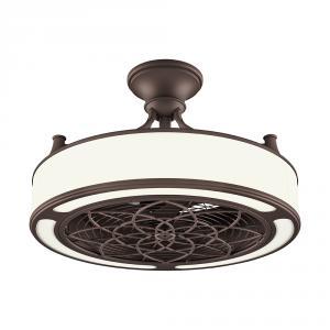 Anderson 22 in. Indoor/Outdoor Bronze Ceiling Fan