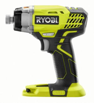 RYOBI ONE+ 18 Volt 1/4 In. Cordless Impact Driver
