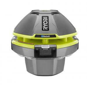 RYOBI ONE+ 18 Volt Floating Speaker/Light Show with Bluetooth