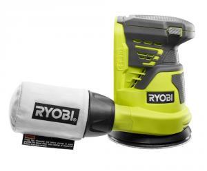 RYOBI ONE+ 18 Volt 5 In. Random Orbit Sander