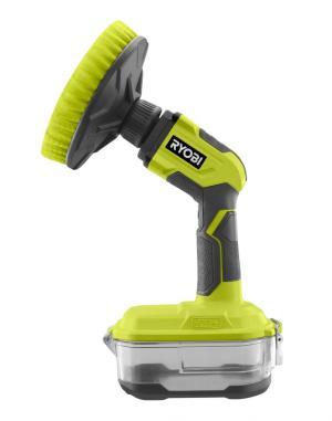 RYOBI 18 Volt ONE+ Cordless Power Scrubber