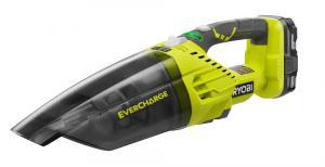 RYOBI ONE+ 18 Volt EVERCHARGE Hand Vacuum Kit