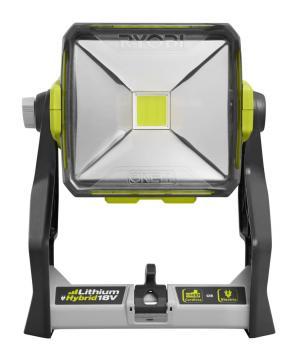 RYOBI ONE+ 18 Volt Hybrid 20-Watt LED Work Light