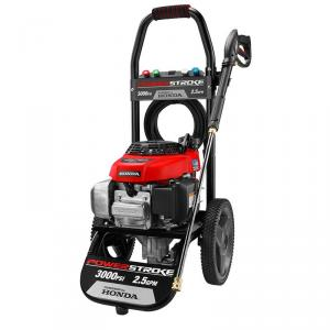 POWERSTROKE 3000 PSI Gas 2.5 GPM Pressure Washer with Honda Motor