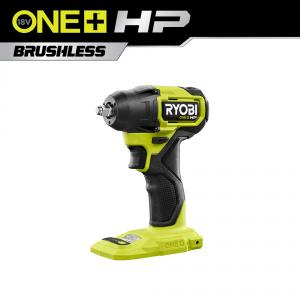 RYOBI HP 18 Volt ONE+ Brushless Cordless Compact 3/8 In. Impact Wrench