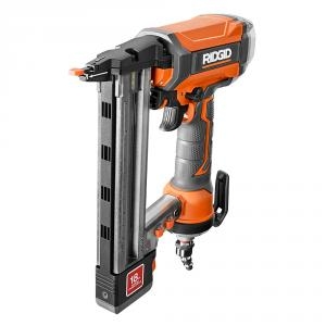 RIDGID 18 Gauge 1-1/2 In. Finish Stapler
