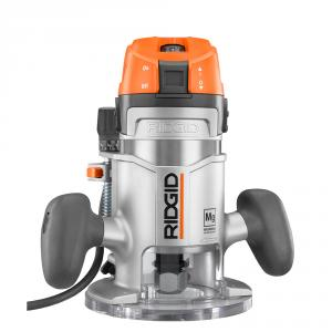 RIDGID 11 Amp Electric Heavy Duty 2 HP Router