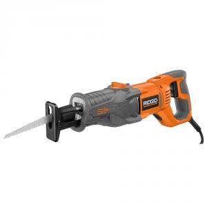 "RIDGID 9 Amp Electric Compact Orbital <em class=""search-results-highlight"">Reciprocating</em> Saw"