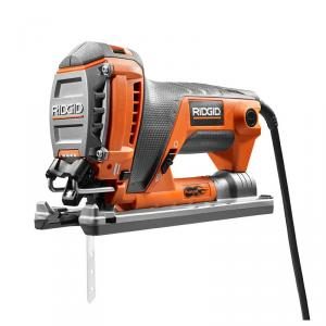 "RIDGID 3 Amp <em class=""search-results-highlight"">Corded</em> Compact Jig Saw"
