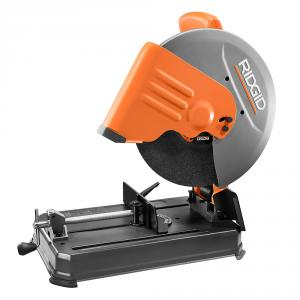RIDGID 15 Amp Corded 14  In. Abrasive Cut Off Machine