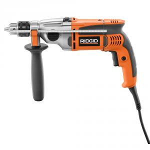 RIDGID 8.5 Amp 1/2 In. Electric Heavy Duty Hammer Drill