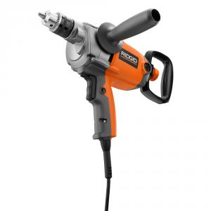 RIDGID 9 Amp Electric 1/2 In. Spade Handle Mud Mixer