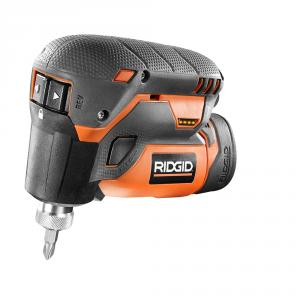 RIDGID 12 Volt Lithium-Ion Palm Impact Screwdriver