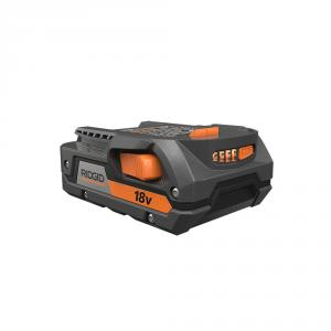 RIDGID 18 Volt Lithium-Ion 4 Ah High Capacity Battery Pack